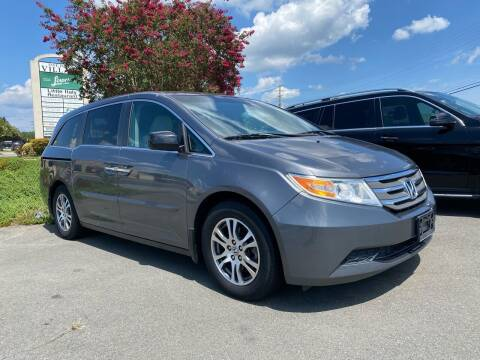 2012 Honda Odyssey for sale at Main Street Auto LLC in King NC