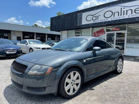 2004 Audi TT for sale at Car Online in Roswell GA
