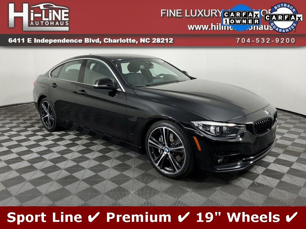 Used Bmw 4 Series For Sale In Charlotte Nc Carsforsale Com