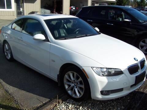 2008 BMW 3 Series for sale at M & M Auto Sales LLc in Olympia WA