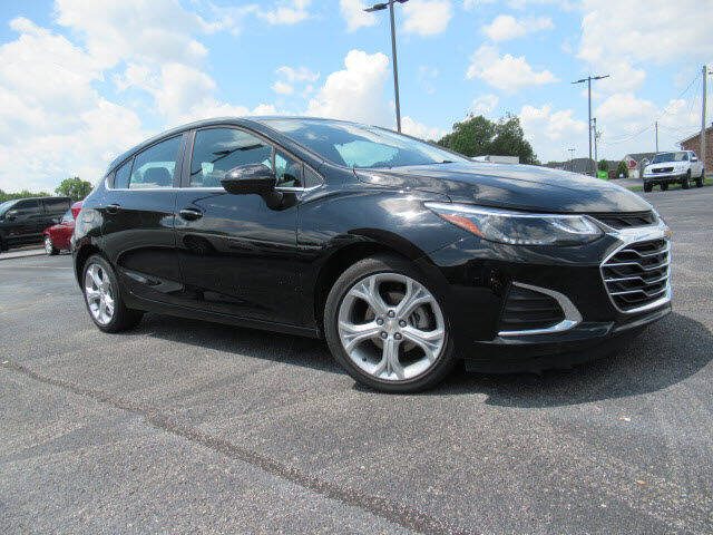 2019 Chevrolet Cruze for sale at TAPP MOTORS INC in Owensboro KY