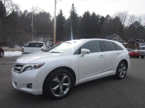 2013 Toyota Venza for sale at Auto Choice of Middleton in Middleton MA
