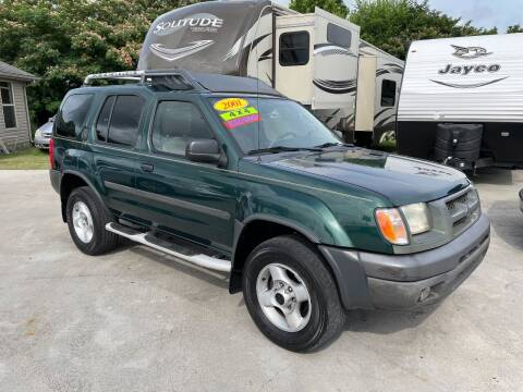 2001 Nissan Xterra for sale at Autoway Auto Center in Sevierville TN
