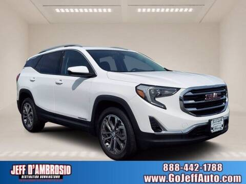 2019 GMC Terrain for sale at Jeff D'Ambrosio Auto Group in Downingtown PA