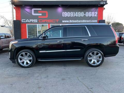 2015 Cadillac Escalade for sale at Cars Direct in Ontario CA