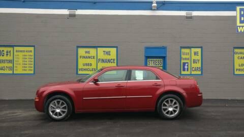 2009 Chrysler 300 for sale at BIG #1 INC in Brownstown MI