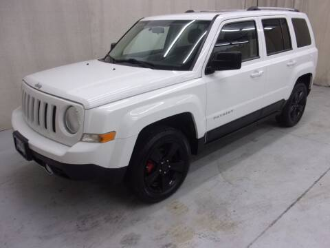 2012 Jeep Patriot for sale at Paquet Auto Sales in Madison OH