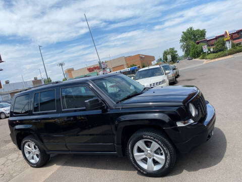 2012 Jeep Patriot for sale at Sanaa Auto Sales LLC in Denver CO