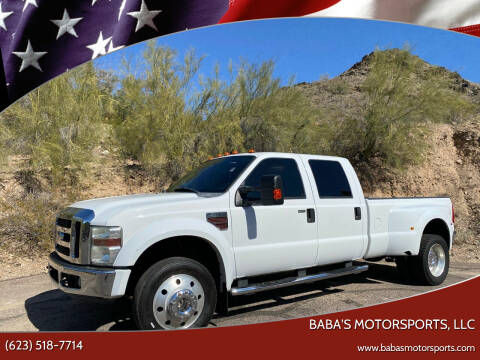 2008 Ford F-450 Super Duty for sale at Baba's Motorsports, LLC in Phoenix AZ