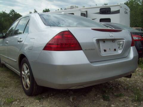 2006 Honda Accord for sale at Frank Coffey in Milford NH