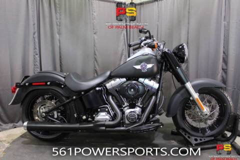 2012 Harley-Davidson Softail® Fat Boy® Lo for sale at Powersports of Palm Beach in Hollywood FL
