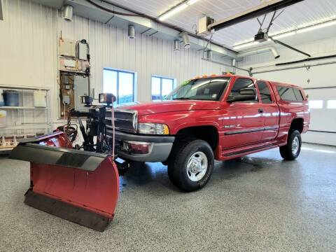 2001 Dodge Ram Pickup 2500 for sale at Sand's Auto Sales in Cambridge MN