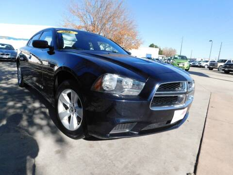 2012 Dodge Charger for sale at AP Auto Brokers in Longmont CO