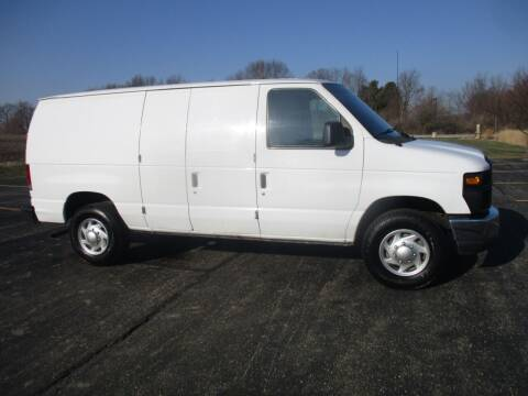 2011 Ford E-Series Cargo for sale at Crossroads Used Cars Inc. in Tremont IL