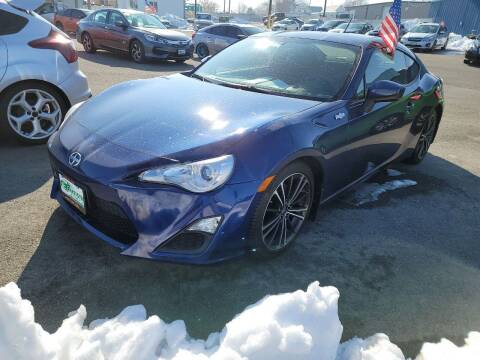 2013 Scion FR-S for sale at Artistic Auto Group, LLC in Kennewick WA