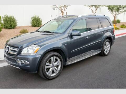 2011 Mercedes-Benz GL-Class for sale at REVEURO in Las Vegas NV