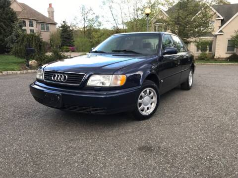 1996 Audi A6 for sale at CLIFTON COLFAX AUTO MALL in Clifton NJ