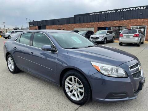 2013 Chevrolet Malibu for sale at Motor City Auto Auction in Fraser MI