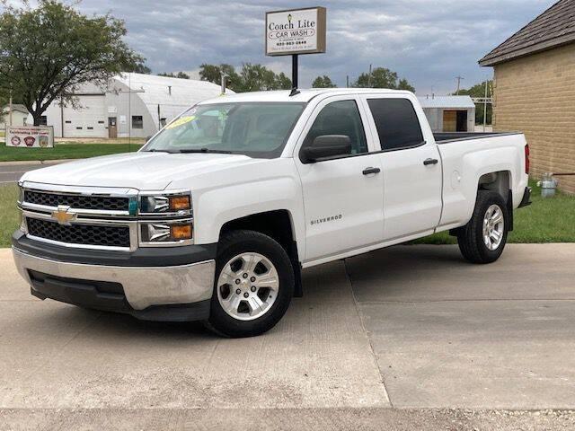 2014 Chevrolet Silverado 1500 for sale at Rolling Wheels LLC in Hesston KS