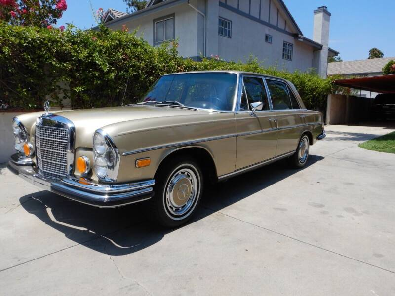 1971 Mercedes-Benz 300-Class for sale at California Cadillac & Collectibles in Los Angeles CA