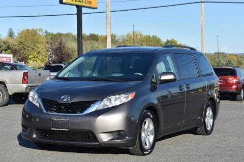 2014 Toyota Sienna for sale at Broadway Motor Car Inc. in Rensselaer NY