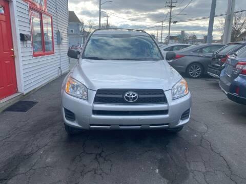 2011 Toyota RAV4 for sale at Better Auto in South Darthmouth MA