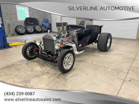 1929 Ford Model T for sale at Silverline Automotive in Lynchburg VA