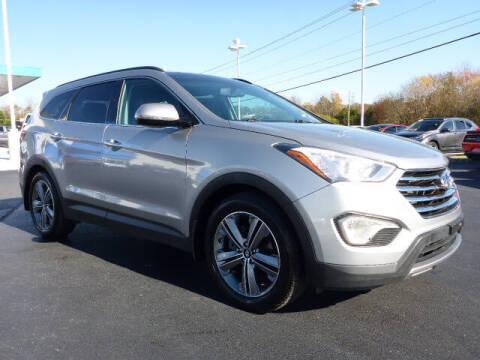 2016 Hyundai Santa Fe for sale at RUSTY WALLACE HONDA in Knoxville TN