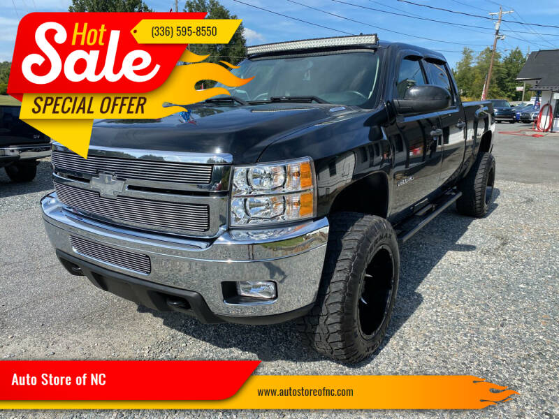 2011 Chevrolet Silverado 2500HD for sale at Auto Store of NC in Walkertown NC