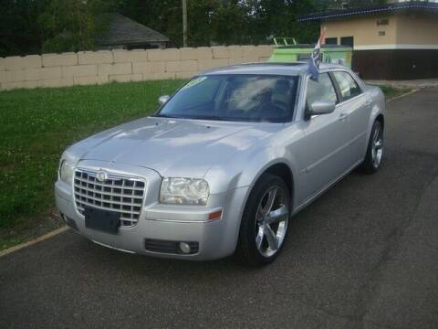 2005 Chrysler 300 for sale at MOTORAMA INC in Detroit MI