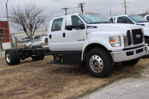 2021 Ford F-750 Super Duty for sale at BROADWAY FORD TRUCK SALES in Saint Louis MO