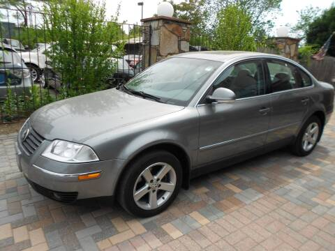 2004 Volkswagen Passat for sale at Precision Auto Sales of New York in Farmingdale NY