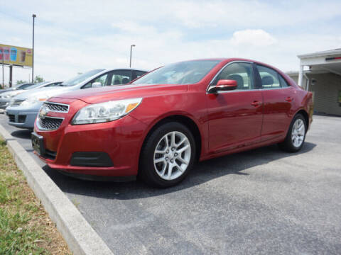 2013 Chevrolet Malibu for sale at CHAPARRAL USED CARS in Piney Flats TN