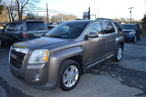 2012 GMC Terrain for sale at Victory Auto Sales in Randleman NC