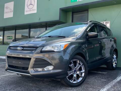 2015 Ford Escape for sale at KARZILLA MOTORS in Oakland Park FL