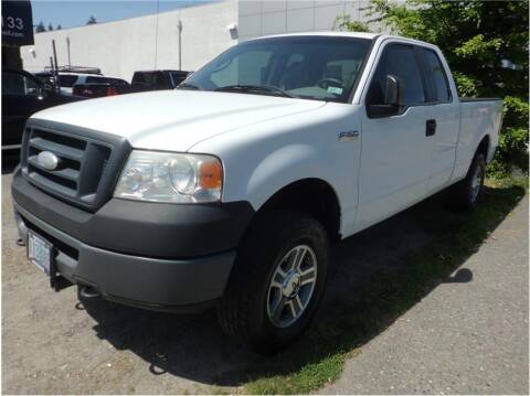 2007 Ford F-150 for sale at Klean Carz in Seattle WA