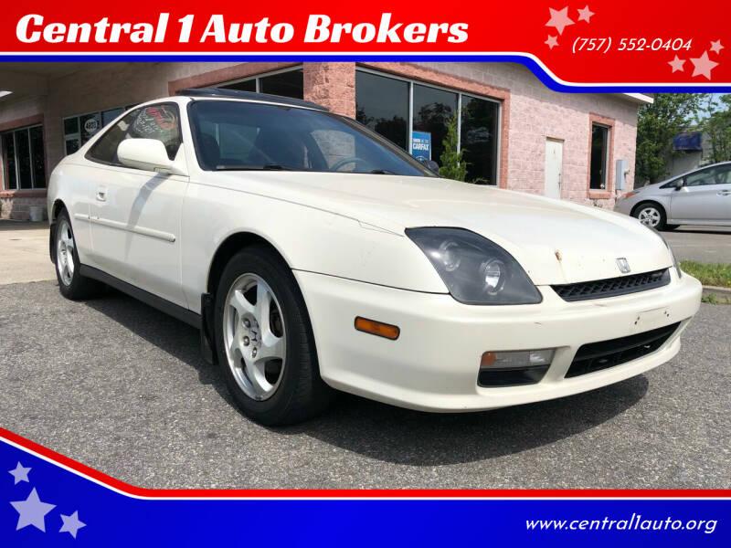 2001 Honda Prelude for sale at Central 1 Auto Brokers in Virginia Beach VA