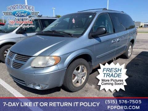 2005 Dodge Grand Caravan for sale at Fort Dodge Ford Lincoln Toyota in Fort Dodge IA