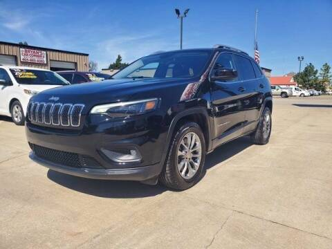 2019 Jeep Cherokee for sale at Bryans Car Corner in Chickasha OK