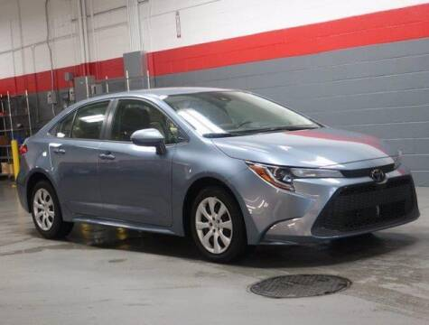 2020 Toyota Corolla for sale at CU Carfinders in Norcross GA