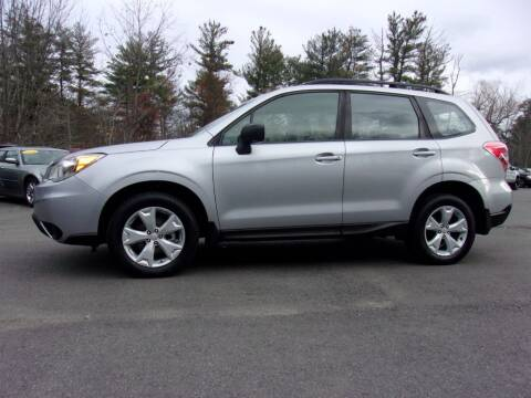 2016 Subaru Forester for sale at Mark's Discount Truck & Auto Sales in Londonderry NH