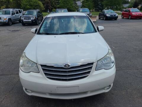 2010 Chrysler Sebring for sale at All State Auto Sales, INC in Kentwood MI