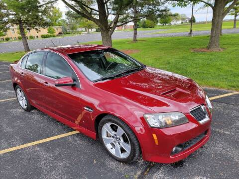 2009 Pontiac G8 for sale at Tremont Car Connection in Tremont IL