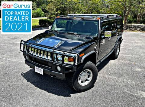 2004 HUMMER H2 for sale at Brothers Auto Sales of Conway in Conway SC