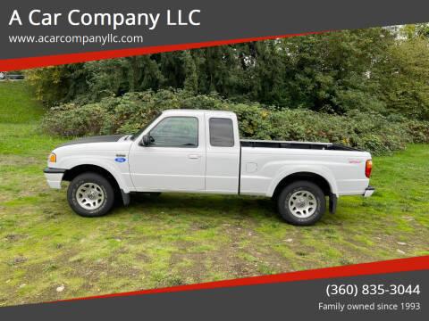 2004 Mazda B-Series Truck for sale at A Car Company LLC in Washougal WA