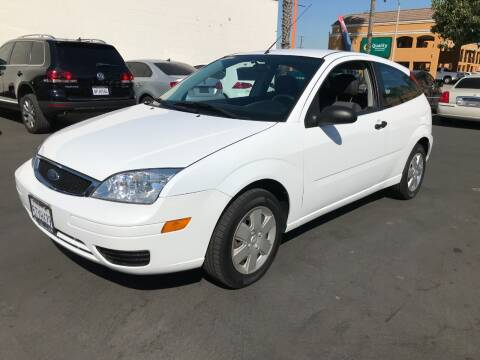 2006 Ford Focus for sale at Shoppe Auto Plus in Westminster CA