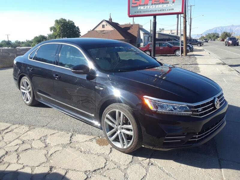 2017 Volkswagen Passat for sale at Sunset Auto Body in Sunset UT