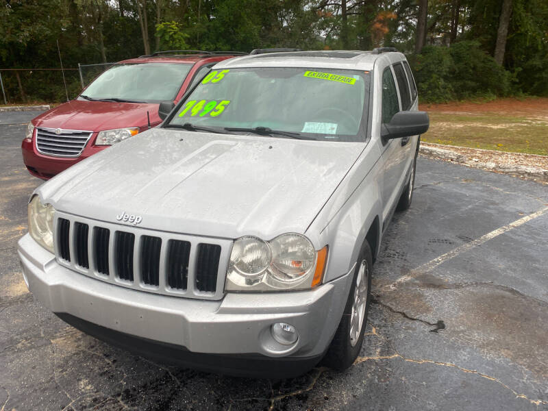 2005 Jeep Grand Cherokee for sale at TOP OF THE LINE AUTO SALES in Fayetteville NC