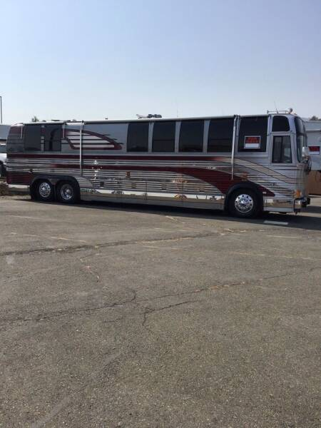 1992 Marathon Provost Bus for sale at Siskiyou Auto Sales in Yreka CA