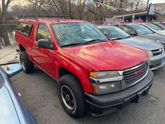 2009 GMC Canyon for sale at BUY RITE AUTO MALL LLC in Garfield NJ
